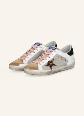 GOLDEN GOOSE Sneaker SUPERSTAR mit Paillettenbesatz