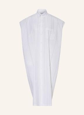 BALENCIAGA Oversized-Hemdblusenkleid