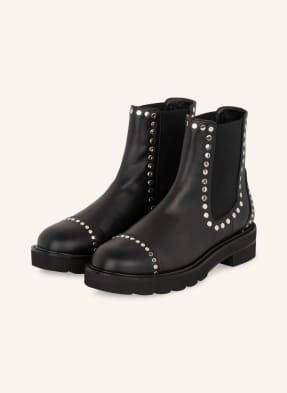 STUART WEITZMAN Chelsea-Boots FRANKIE mit Nietenbesatz