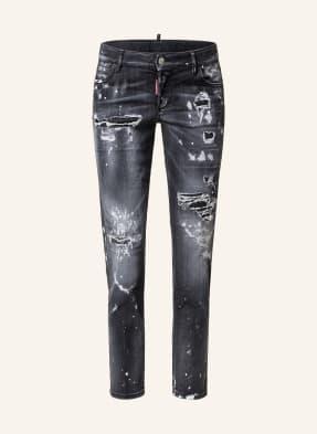 DSQUARED2 Skinny Jeans JENNIFER CROPPED