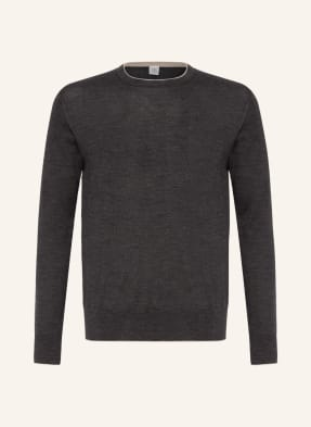 eleventy Pullover mit Seide