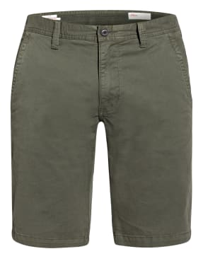 s.Oliver RED Chino-Shorts AUSTIN Slim Fit