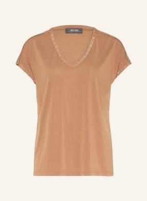 MOS MOSH T-Shirt GROA mit Nietenbesatz