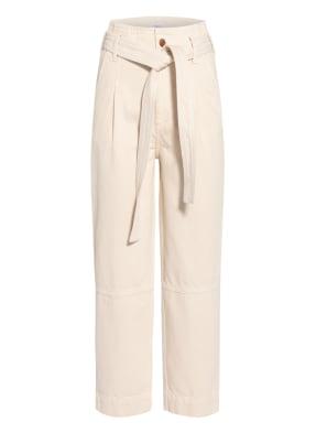 CLAUDIE PIERLOT Paperbag-Jeans PATISSON