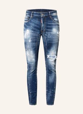 DSQUARED2 Destroyed Jeans TIDY BIKER Slim Fit