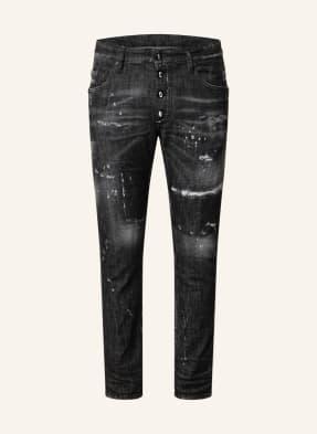 DSQUARED2 Destroyed Jeans SKATER Extra Slim Fit