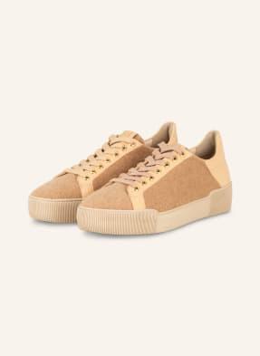Högl Plateau-Sneaker CASHMERE