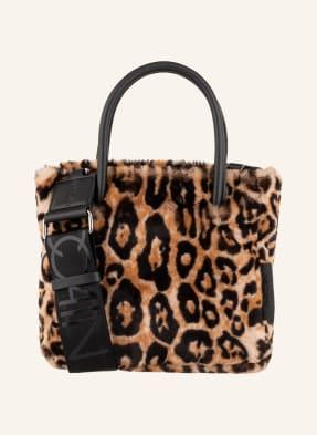 MARC CAIN Handtasche aus Kunstpelz