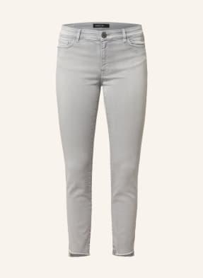 MARC CAIN 7/8-Jeans mit Schmucksteinbesatz