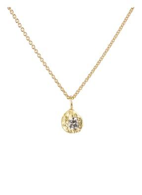 ELHANATI Halskette IMAN mit Diamant