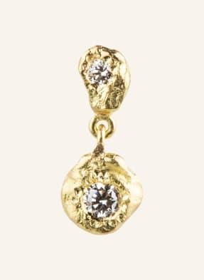 ELHANATI Ohrhänger DALILA S mit Diamanten