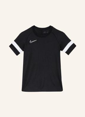 Nike T-Shirt DRI-FIT ACADEMY mit Mesh-Einsätzen