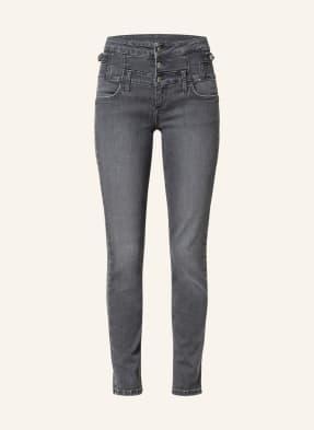 LIU JO Skinny Jeans RAMPY mit Schmucksteinbesatz