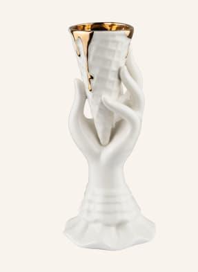 JONATHAN ADLER Vase GILDED MUSE I-SCREAM