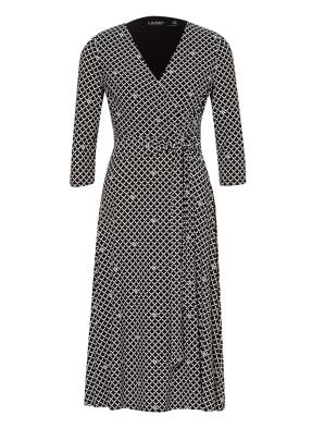 LAUREN RALPH LAUREN Kleid in Wickeloptik mit 3/4-Arm