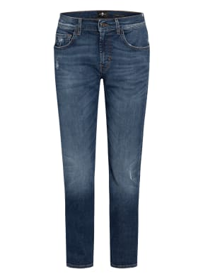 7 for all mankind Destroyed-Jeans SLIMMY Tapered Fit