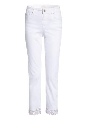 TED BAKER 7/8-Jeans LILLYA mit Nietenbesatz