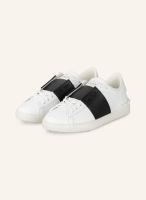 VALENTINO GARAVANI Sneaker OPEN mit Nietenbesatz