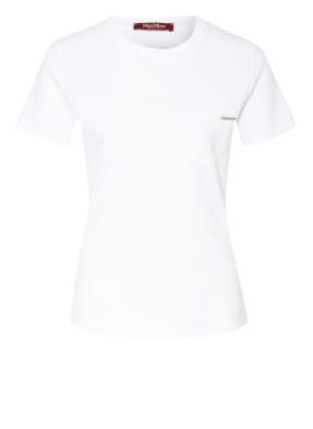 MaxMara STUDIO T-Shirt AFFINE mit Schmucksteinbesatz