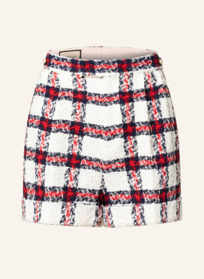 GUCCI Tweed-Shorts