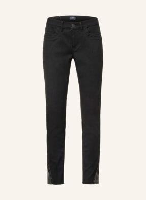 RAFFAELLO ROSSI 7/8-Jeans NENJA mit Nietenbesatz
