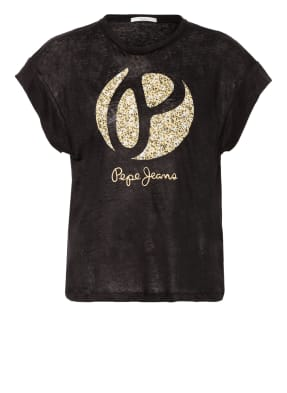 Pepe Jeans T-Shirt ALICE aus Leinen