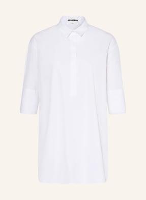 JIL SANDER Oversized-Bluse mit 3/4-Arm