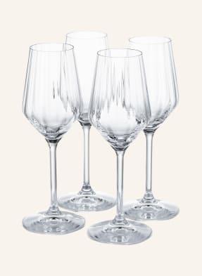 SPIEGELAU 4er-Set Champagnergläser