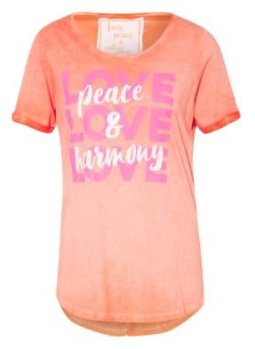 LIEBLINGSSTÜCK T-Shirt PEACE & HARMONY