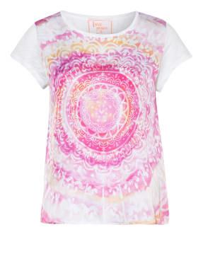 LIEBLINGSSTÜCK T-Shirt DALENIL im Materialmix