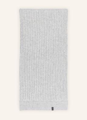BRUNELLO CUCINELLI Cashmere-Schal mit Perlenbesatz