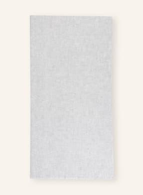 BRUNELLO CUCINELLI Bouclé-Schal aus Cashmere mit Paillettenbesatz