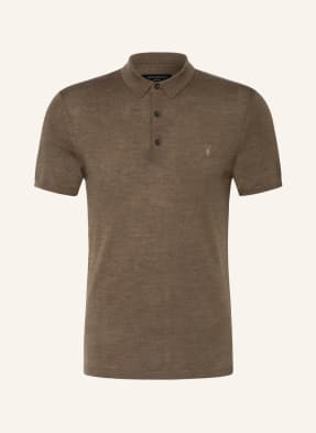 ALL SAINTS Strick-Poloshirt MODE