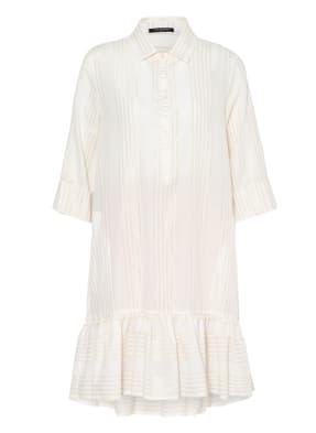 ana alcazar Kleid mit 3/4-Arm und Glitzergarn