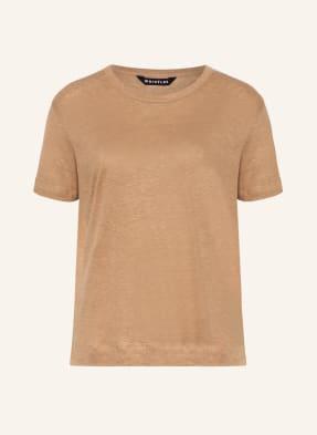 WHISTLES T-Shirt aus Leinen