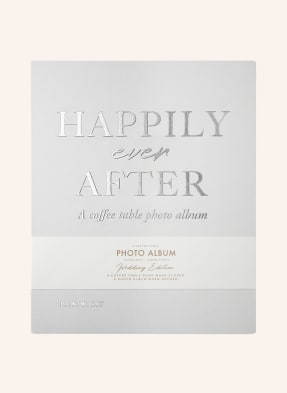 PRINTWORKS Fotoalbum HAPPILY EVER AFTER
