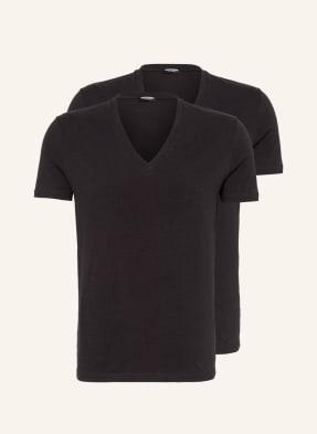 DSQUARED2 2er-Pack V-Shirts