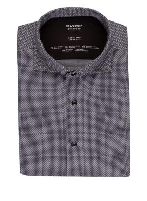 OLYMP Jerseyhemd Level Five 24/7 body fit