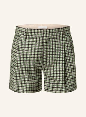 Chloé Tweed-Shorts
