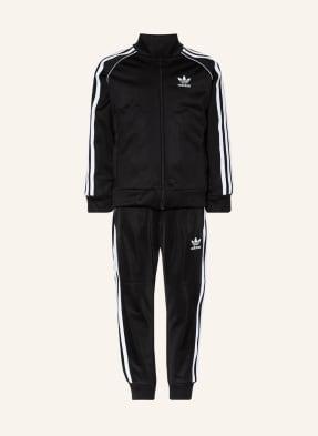 adidas Originals Trainingsanzug mit Galonstreifen