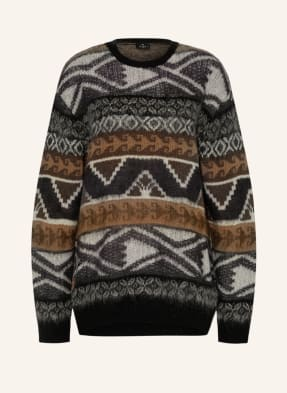 ETRO Oversized-Pullover