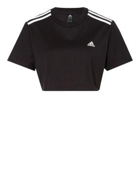 adidas Cropped-Shirt HYPERGLAM