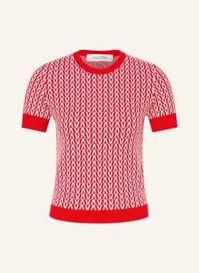 VALENTINO Strickshirt