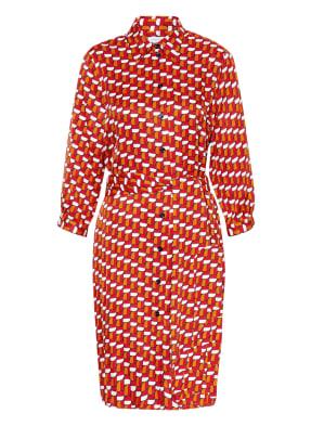 seidensticker Hemdblusenkleid mit 3/4-Arm