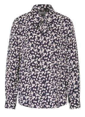 seidensticker Hemdbluse mit abnehmbarer Schluppe