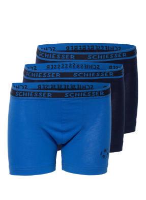 SCHIESSER 3er-Pack Boxershorts 95/5
