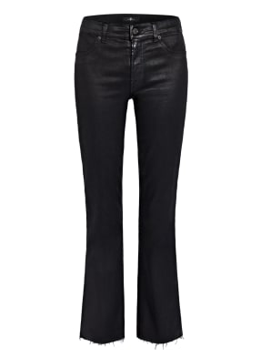 7 for all mankind Flared Jeans ANKLE BOOT