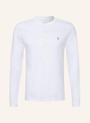 ALL SAINTS Henley-Shirt BRACE