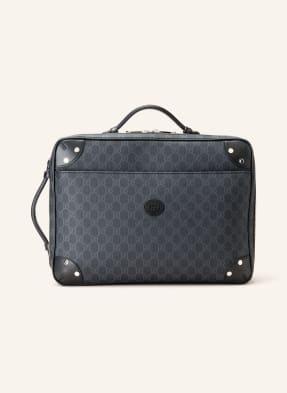 GUCCI Laptop-Tasche GG SUPREME als Rucksack tragbar