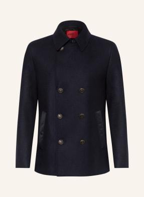 HUGO Caban-Mantel BALNO aus Wolle